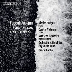 Pascal Dusapin: Pascal Dusapin – Concertante Works