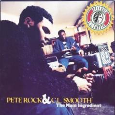Pete Rock & C.L. Smooth (Пете Рок): The Main Ingredient