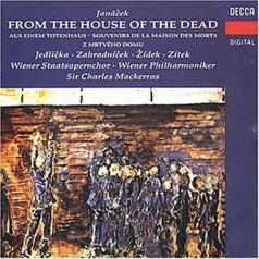 Charles Mackerras (Чарльз Маккеррас): Janacek: From The House Of The Dead