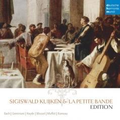 Sigiswald Kuijken (Сигисвальд Кёйкен): Sigiswald Kuijken & La Petite Bande Edition