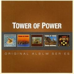 Tower Of Power (Тауэр Оф Пауэр): Original Album Series
