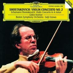 Boston Symphony Orchestra (Бостонский симфонический оркестр): D. Shostakovich - Concerto No.2 Opus 129