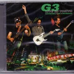 "Steve Vai"" Eric Johnson ""G3: Joe Satriani: G3 Live In Tokyo"