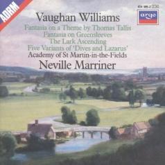 Sir Neville Marriner (Невилл Марринер): Vaughan Williams: Orchestral Works