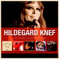 Hildegard Knef (Хильдегард Кнеф): Original Album Series