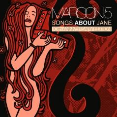 Maroon 5 (Марун Файв): Songs About Jane
