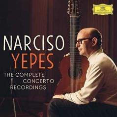 Narciso Yepes (Нарсисо Йепес): The Complete Concerto Recordings