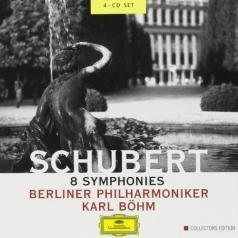 Karl Boehm (Карл Бём): Schubert: 8 Symphonies