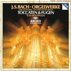 Ton Koopman (Тон Копман): Bach, J.S.: Toccata & Fugues