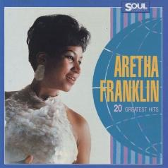 Aretha Franklin (Арета Франклин): 20 Greatest Hits