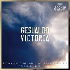 Tenebrae: Gesualdo/ Victoria - Responsories And Lamentations For Holy Saturday