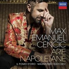 Max Emanuel Cencic (Макс Эмануэль Ценчич): Arie Napoletane