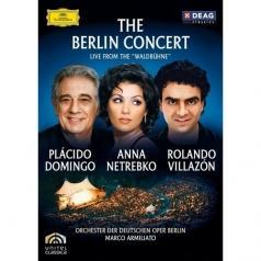 Placido Domingo (Пласидо Доминго): The Berlin Concert