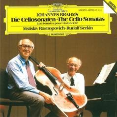 Мстислав Ростропович: Brahms: The Cello Sonatas