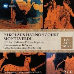 Nikolaus Harnoncourt (Николаус Арнонкур): Nikolaus Harnoncourt conducts Monteverdi