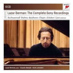 Lazar Berman (Берман Лазарь): Lazar Berman - The Complete Sony Recordings