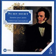 Franc Schubert (Франц Шуберт): Piano Sonatas