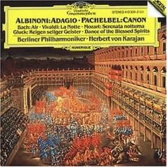 Herbert von Karajan (Герберт фон Караян): Albinoni: Adagio in G minor / Pachelbel: Canon