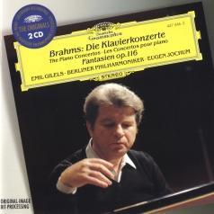 Eugen Jochum (Ойген Йохум): Brahms: The Piano Concertos; Fantasias Op.116