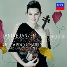 Janine Jansen (Янин Янсен): Mendelssohn, Bruch: Violin Concertos