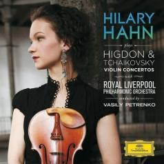 Hilary Hahn (Хилари Хан): Tchaikovsky/ Higdon: Violin Concertos