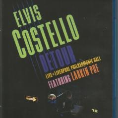 Elvis Costello (Элвис Костелло): Detour Live At Liverpool Philharmonic Hall