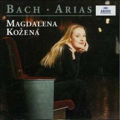 Magdalena Kožená (Магдалена Кожена): Bach Arias