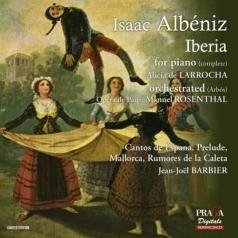 Albeniz Isaac: Iberia/Alicia De Larrocha, Orchestre L'Opera De Paris/Manuel Rosenthal