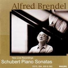Alfred Brendel (Альфред Брендель): Schubert: Piano Sonatas Nos. 9, 18, 20, & 21