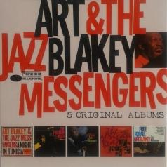 Art Blakey (Арт Блейки): Original Albums