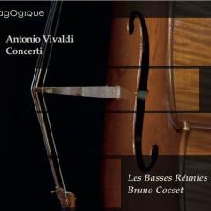 Vivaldi: Concerti/Les Basses Reunies, Bruno Cocset