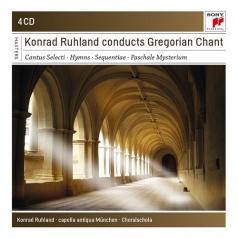 Konrad Ruhland (Конрад Рухланд): Konrad Ruhland Conducts Gregorian Chant