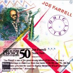 Joe Farrell (Джо Фарелл): Sonic Text
