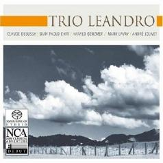 Trio Leandro (Трио Леонардо): Debussy / Chiti / Genzmer / Lavry / Jolivet