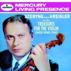 Henryk Szeryng (Генрик Шеринг): Plays Kreisler And Other Treasures For The Violin