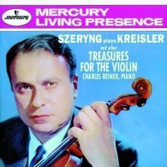 Henryk Szeryng (Генрик Шеринг): Plays Kreisler And Other Treasures For The Violin