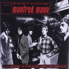 Manfred Mann (Манфред Манн): The Very Best Of The Fontana Years