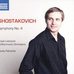 Dmitri Shostakovich: Symphony 4