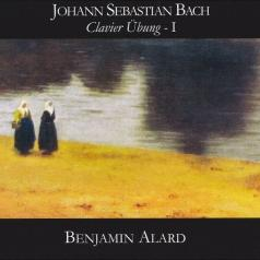 Benjamin Alard (Бенджамин Фулфорд): Clavier Ubung I
