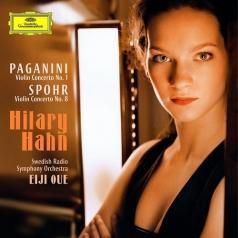 Hilary Hahn (Хилари Хан): Paganini / Spohr: Violin Concertos
