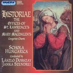 Schola Hungarica: Historiae