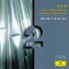 Helmut Walcha (Хельмут Вальха): Bach, J.S.: Great Organ Works