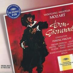 Ferenc Fricsay (Ференц Фричаи): Mozart: Don Giovanni