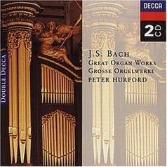 Peter Hurford (Питер Харфорд): Bach, J.S.: Great Organ Works