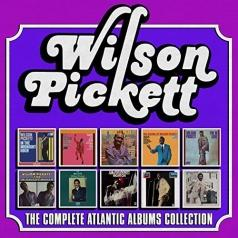 Wilson Pickett (Уилсон Пикетт): The Complete Atlantic Albums Collection