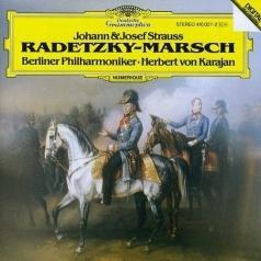 Herbert von Karajan (Герберт фон Караян): Strauss: Radetzky-Marsch