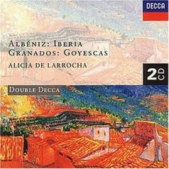 Alicia De Larrocha (Алисия де Ларроча): Alb?niz: Iberia/Granados: Goyescas