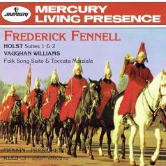 Eastman Wind Ensemble (Истман Винд Ансамбль): Holst: Suites 1 & 2/Vaughan Williams: Folksong Sui