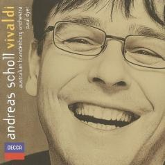 Andreas Scholl (Андреас Шолль): Vivaldi: Nisi Dominus; Concerto for Strings & Cont