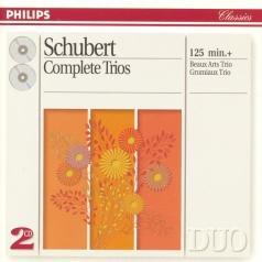 Beaux Arts Trio: Schubert: Complete Trios